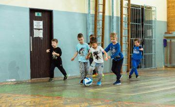 Šport hrou – Šmolkovia