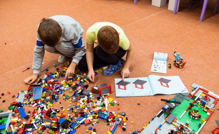 LEGO krúžok