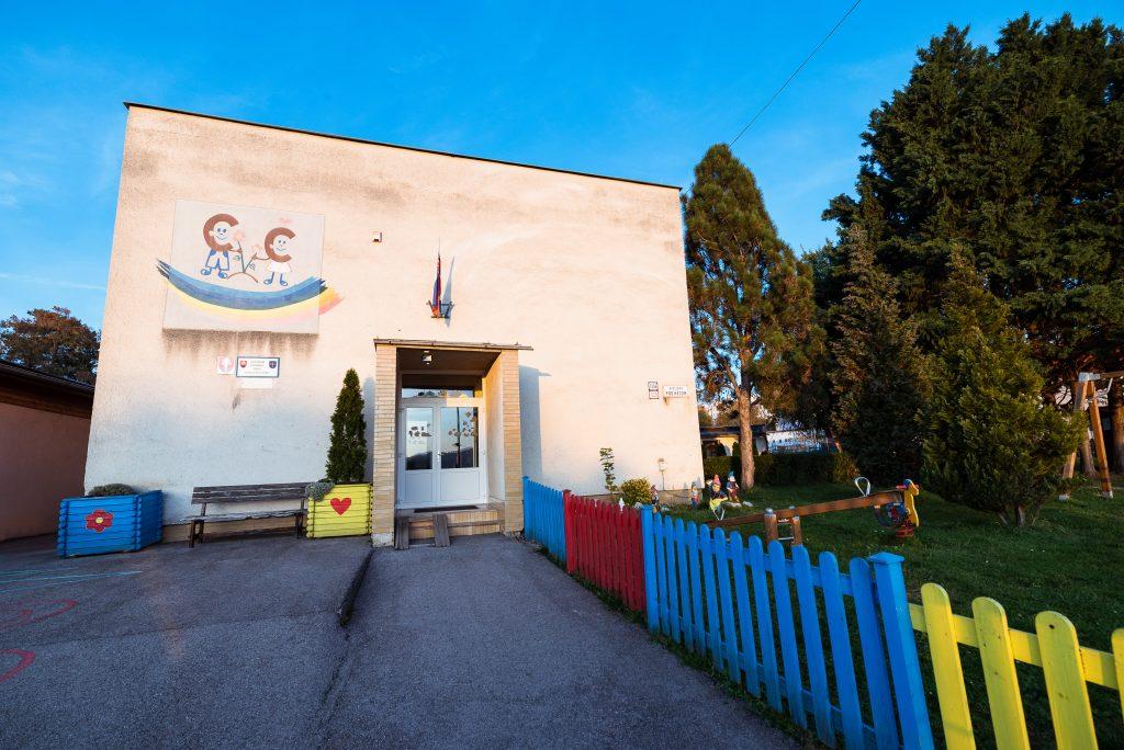 Centrum voľného času Dubnica nad Váhom_vstup